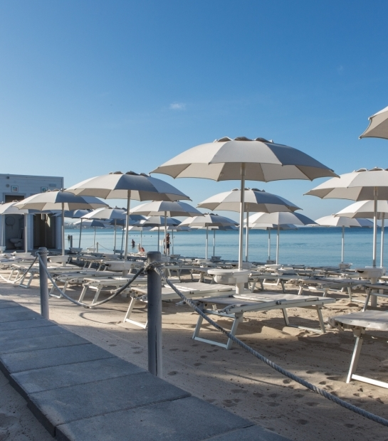 Stabilimento balneare Rosanna ad Alghero